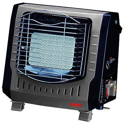 Rowi 1 03 02 0029 - Estufa de gas portátil (2000 W)