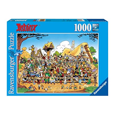 Ravensburger Asterix: Family Portrait Jigsaw Puzzle (1000 Piece): Unknown.: Toys & Games