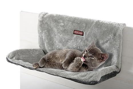 Hamaca Cama/Radiador para gato 46 x 30 x 25 cm) Zolux pouvant Supporter
