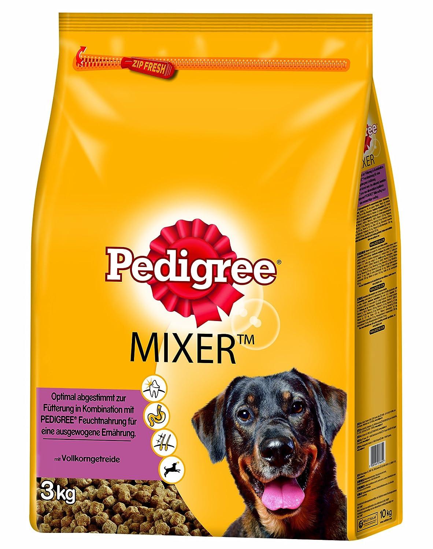 Pedigree Mixer Dog Food (kg) (3 x 3 Packs