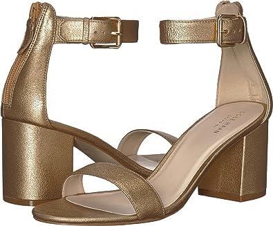 3500899402e1 Cole Haan Women s Clarette Sandal II Soft Gold Leather 5 ...