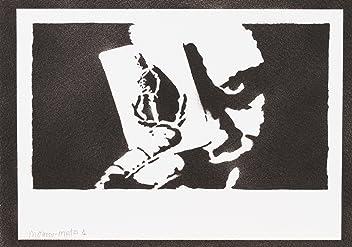 Póster Joker Naipe Batman Grafiti Hecho A Mano - Handmade Street Art - Artwork