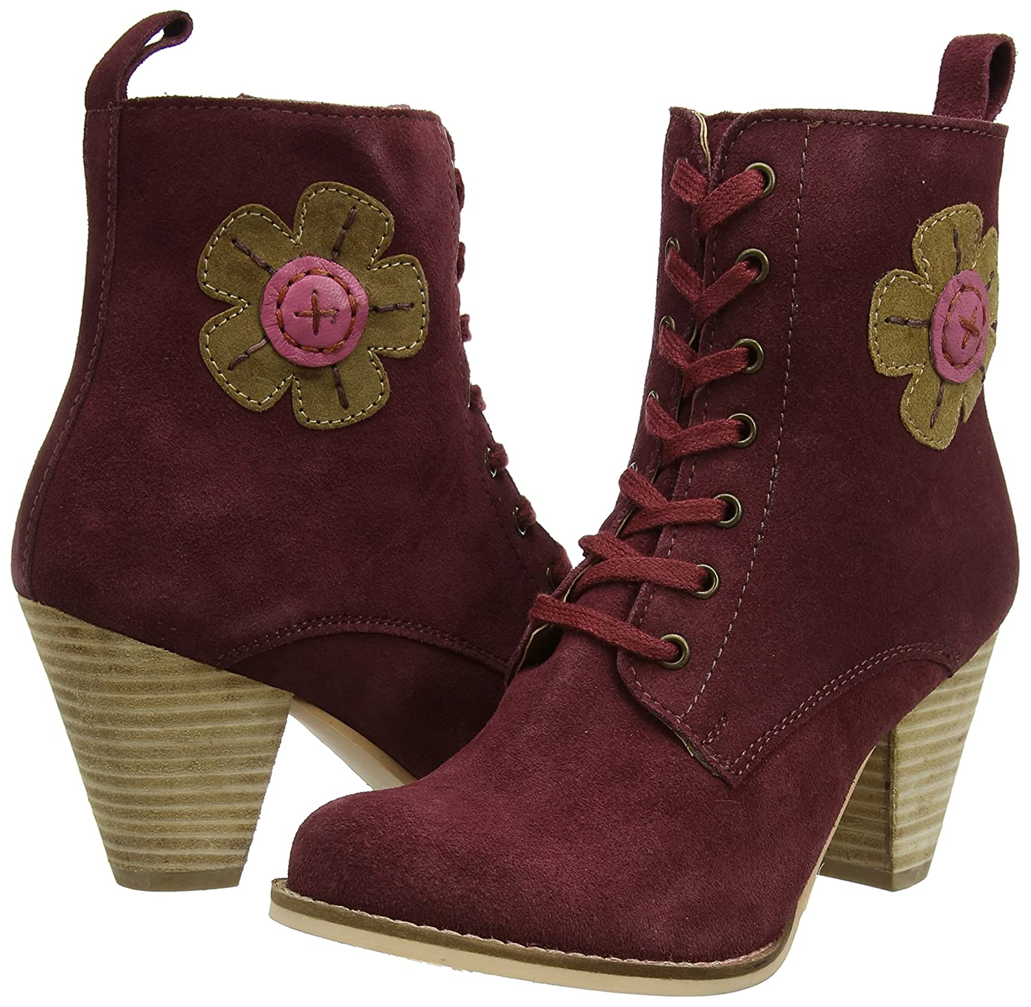 Suede Browns Reitstiefel Quirky Joe And Boots Damen Cute sdCxtrhQ