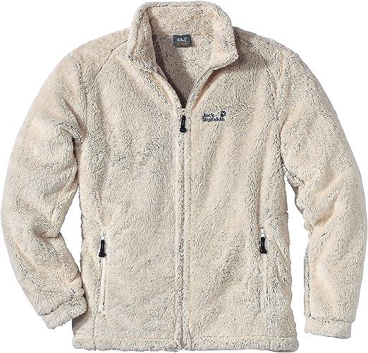 auricolare riservatezza frase  Jack Wolfskin Herren Fleece-Jacke Kodiak Jacket Men: Amazon.de: Bekleidung