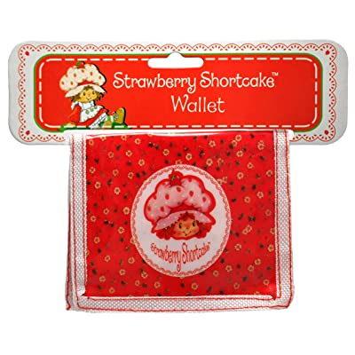 Strawberry Shortcake Wallet: Toys & Games