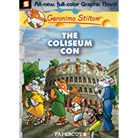 Geronimo Stilton Graphic Novels #3: The Coliseum Con (English Edition)