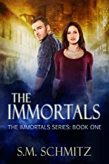The Immortals: A fantasy romance (The Immortals Series Book 1) Kindle Edition