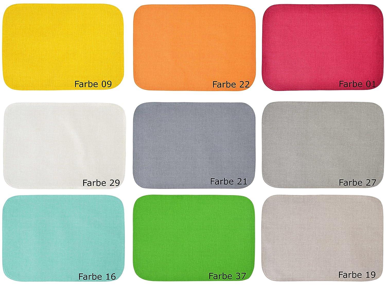 Sander Tischdecke BISTRO 100% ALLEGRO abwaschbar 100% BISTRO Baumwolle Farben und Größen wählbar (19 - sand, 150 rund) b00b8d