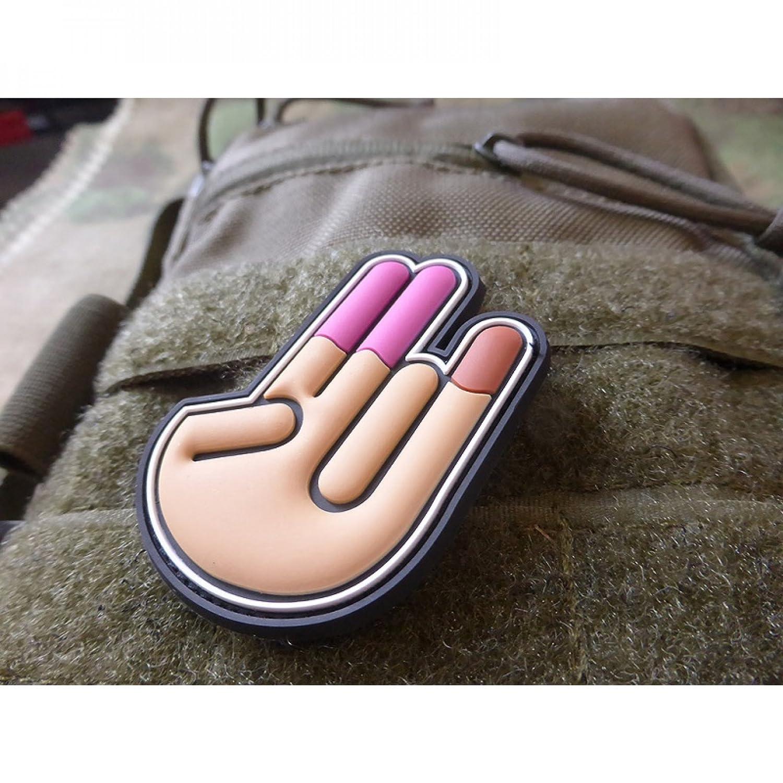 Patch 3D en caoutchouc /Écusson JTG Pinky and the..
