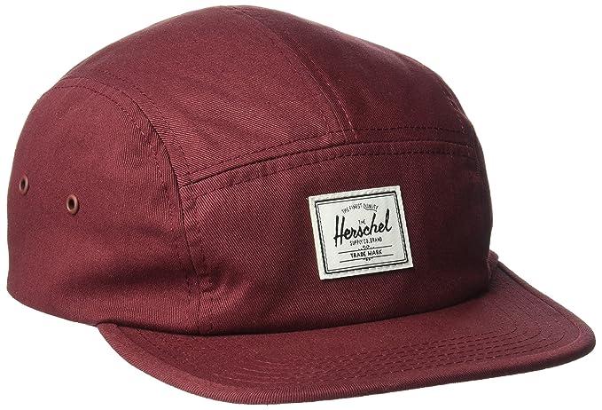 6b7d5a003566d get herschel supply co. mens glendale classic cap baseball cap red 28984  92d44