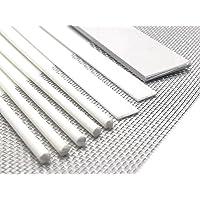 Kit de réparation ABS 2 Blanc - az-reptec/soudure plastique