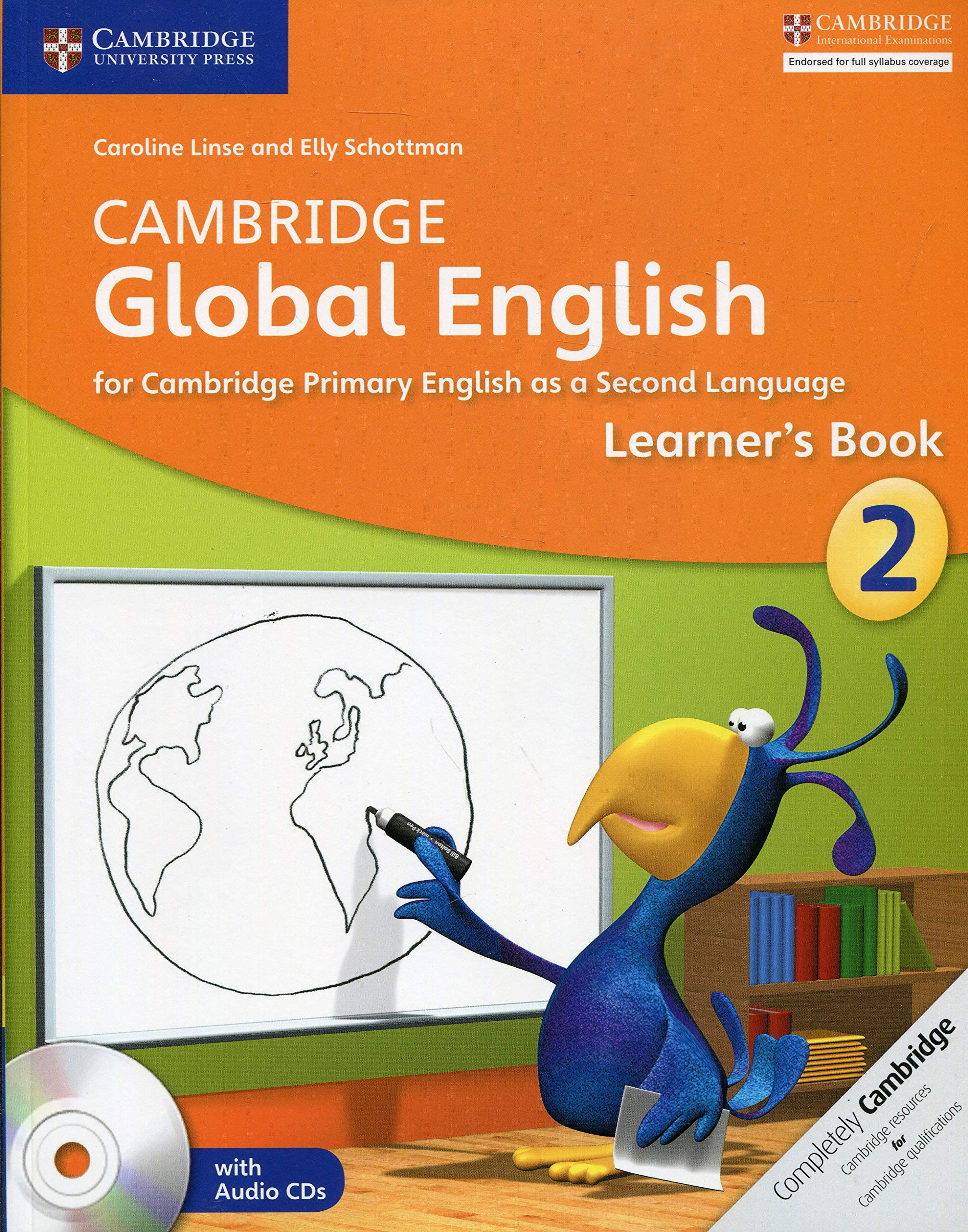 Download Cambridge Global English Stage 2 Learner's Book with Audio CDs (2) PDF