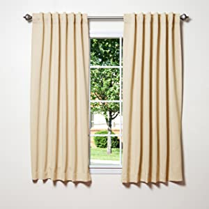 Top 5 Best Blackout Curtains In 2017 Reviews