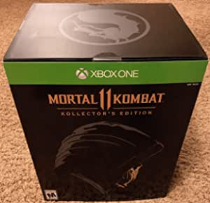 Mortal Kombat 11 Kollectors Edition - Xbox One