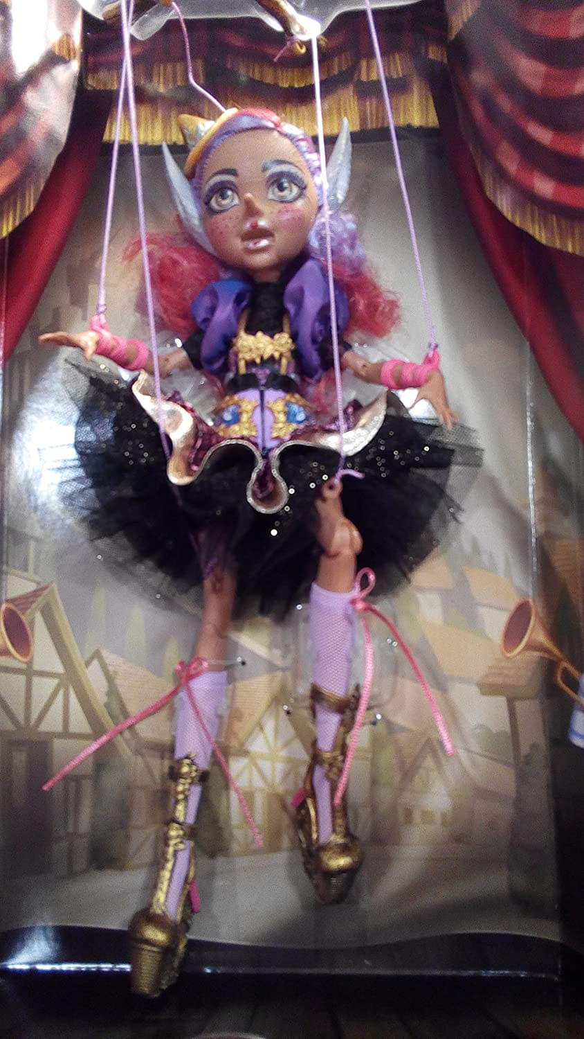 2016 SD COMIC CON Mattel Exclusive Ever After High Cedar Wood Marionette Doll
