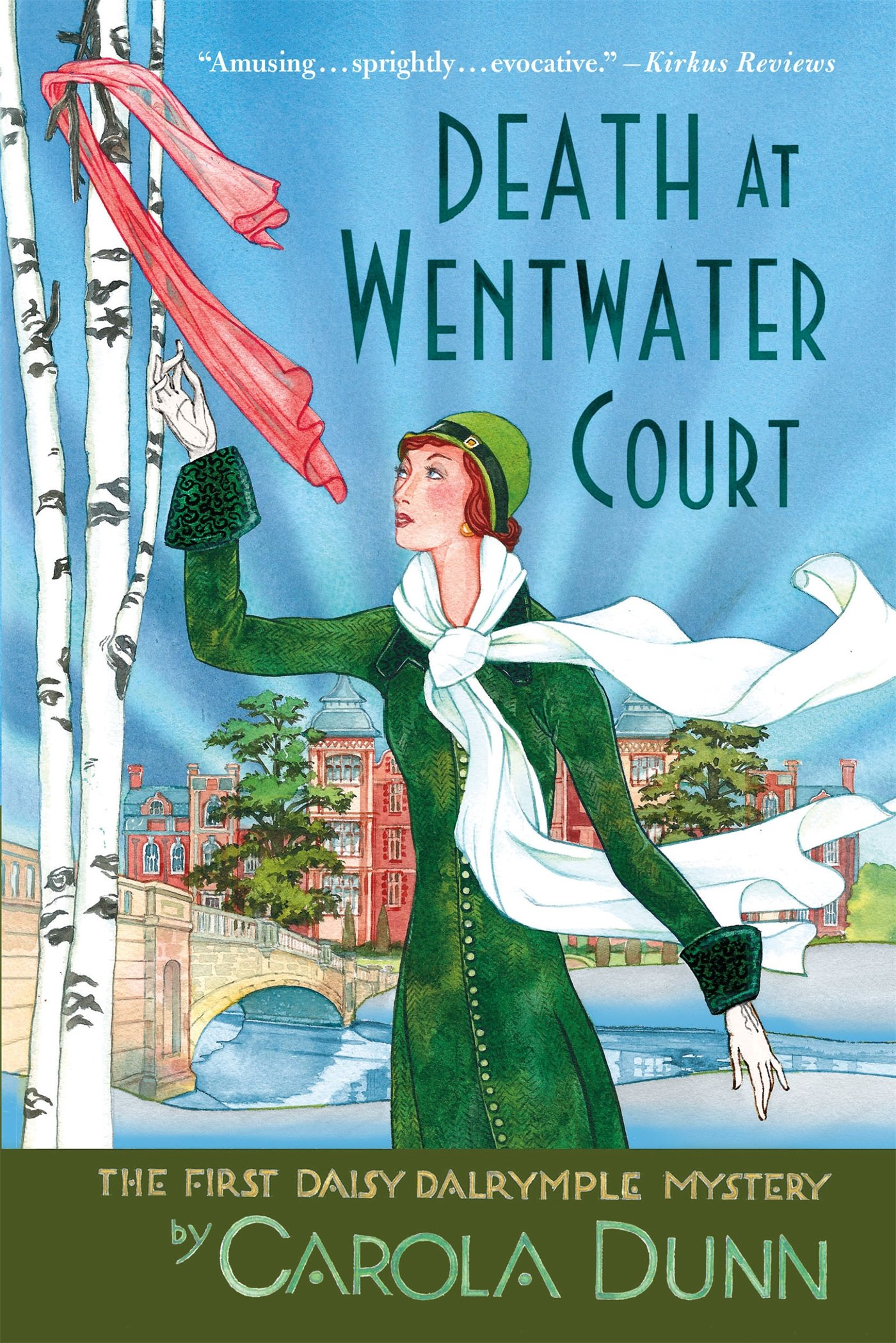 Death At Wentwater Court: The First Daisy Dalrymple Mystery (Daisy ...