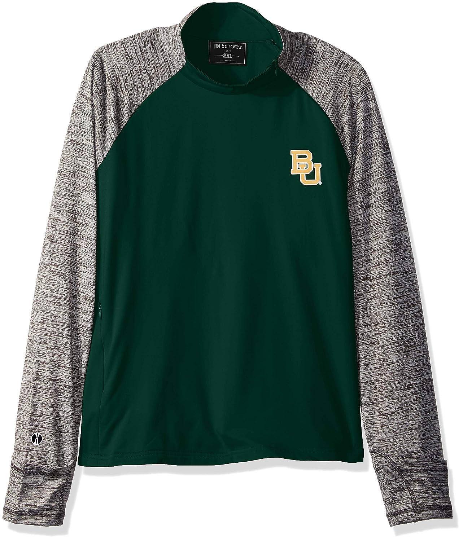 Ouray Sportswear NCAA Baylor Bears Woherren Affirm Pullover, Forest Carbon Heather, Medium
