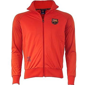 Fc Barcelone Barca - Collection Chaqueta Oficial para Hombre 780ae04e44b
