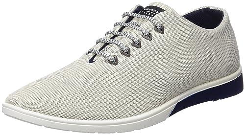 Muroexe Atom Oasis, Zapatillas para Hombre, Blanco (White 0), 46 EU: Amazon.es: Zapatos y complementos