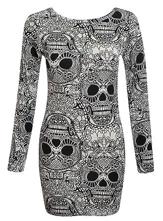 Aztec dress long sleeve