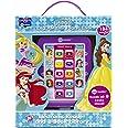 Disney Princess Ariel, Rapunzel, Belle, and More!- Dream Big Princess Me Reader and 8-Book Library - PI Kids