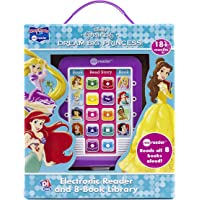 Disney Princess Dream Big Princess, Me Reader Electronic Reader and 8-Book Library 9781503716957