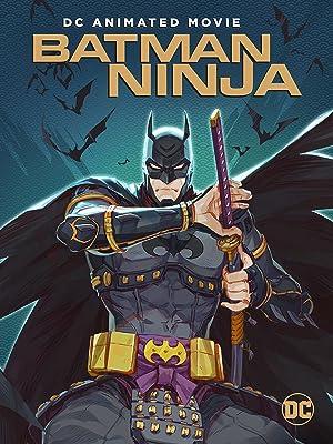 Watch Batman Ninja English and Japanese 2-Movie Collection ...
