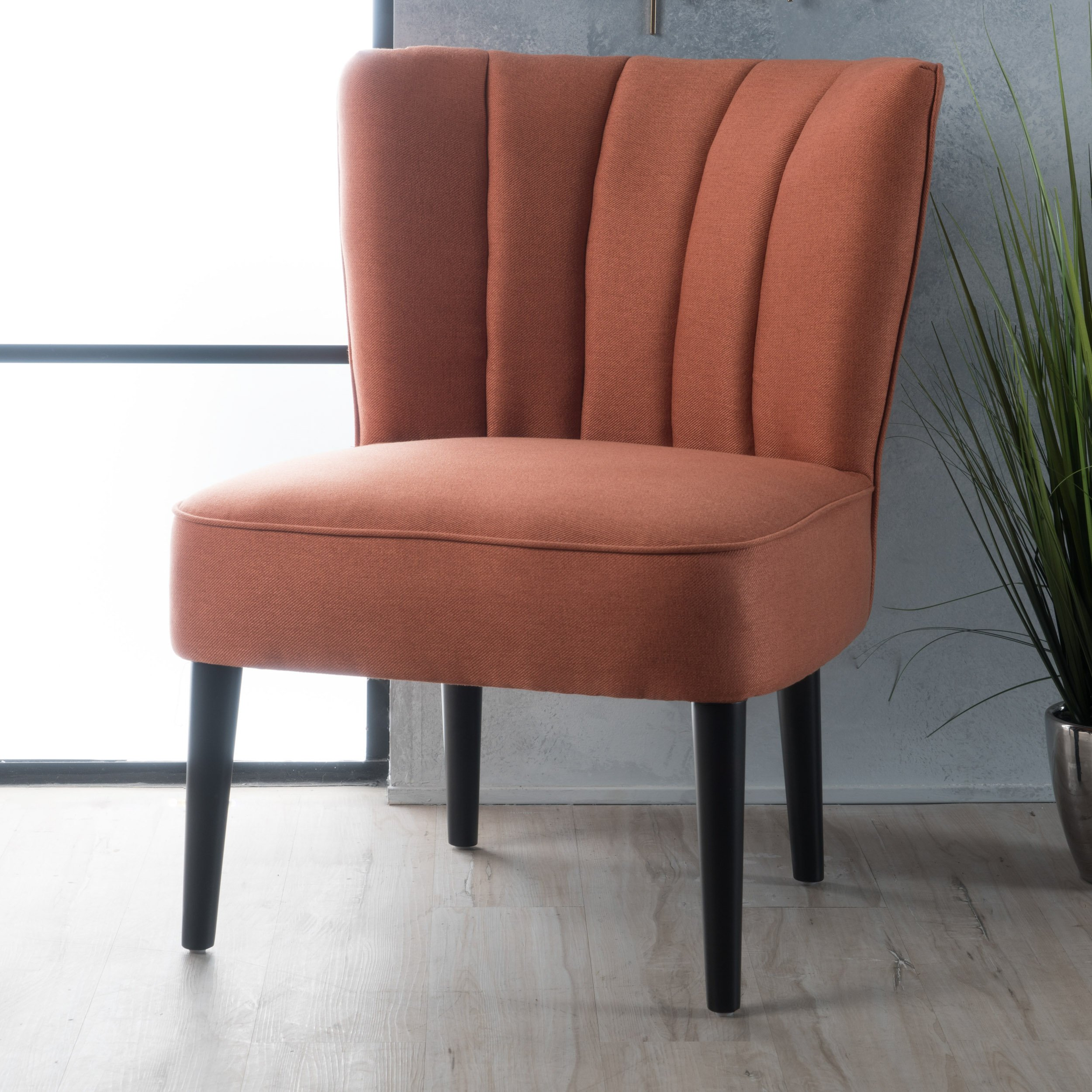 Christopher Knight Home 300314 Erena Accent Chair Orange