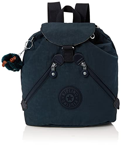 ee84249b9f Image Unavailable. Image not available for. Color  kipling BUSTLING Medium  Sized Drawstring Backpack ...
