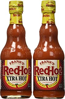 product image for Frank's RedHot EXTRA Hot - Hot Sauce (12 oz Size) 2 Pack