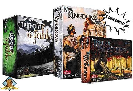 Amazon.com: Con un juego de juego de mesa de Fable – con un ...