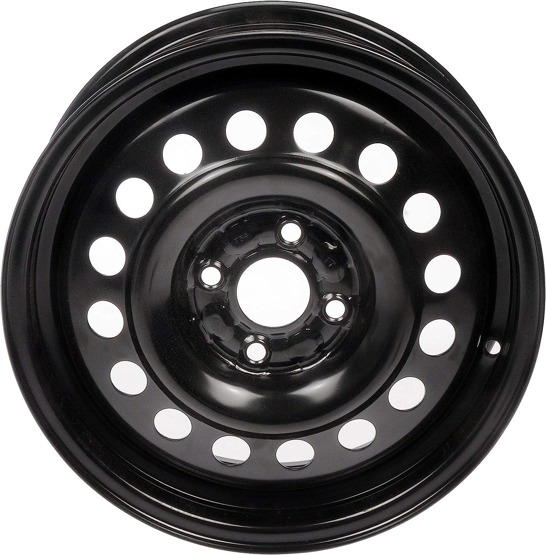 Dorman 939-304 Steel Wheel for Select Honda Models 15x5.5 in // 4x100 mm