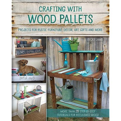 Diy Wood Projects Amazon Com
