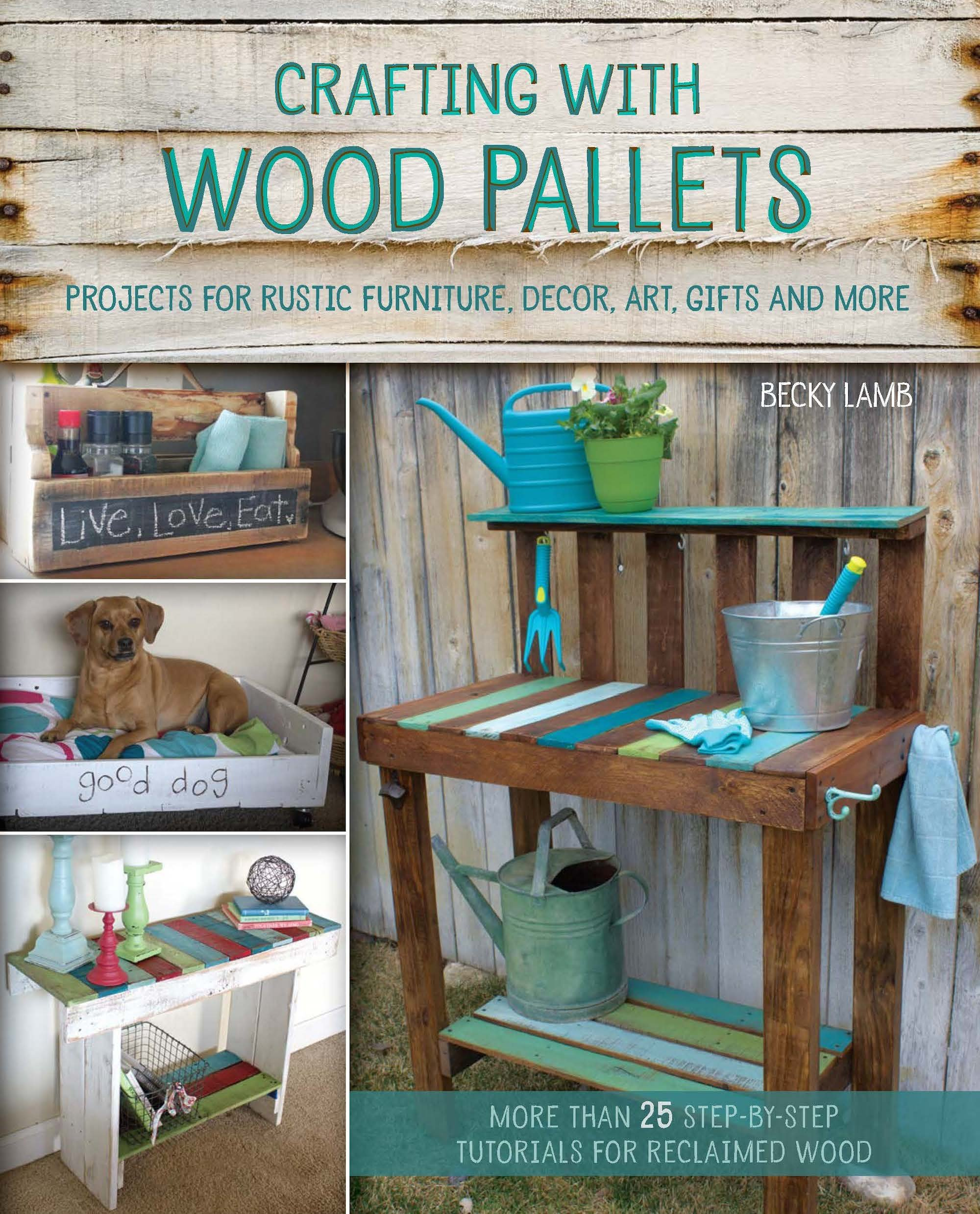 Furniture Made With Wood Pallets Recycled Follow The Author Netyeahinfo Crafting With Wood Pallets Projects For Rustic Furniture Decor