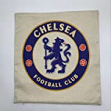 Fanbeanie Liverpool FC Pillowcase Soccer Club Football Throw Bed Pillow Case 18' x 18'