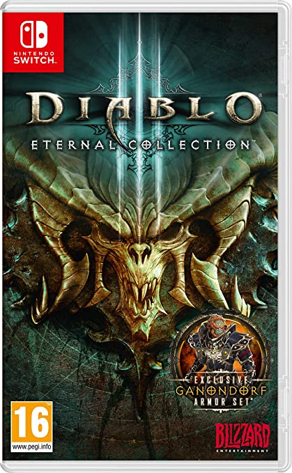 Diablo Eternal Collection - Nintendo Switch [Importación inglesa ...