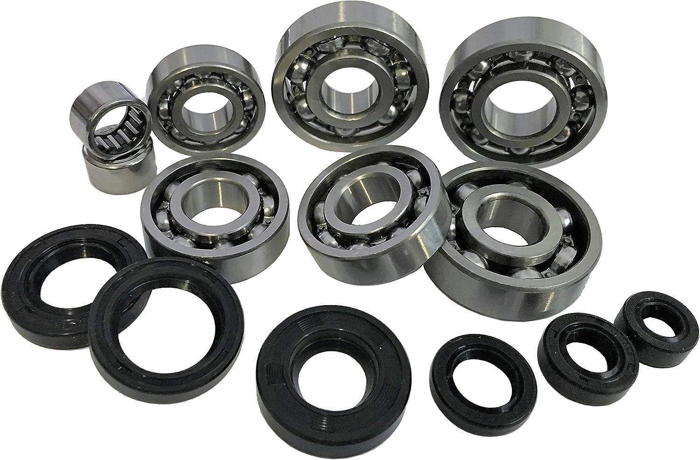 Crank Bearings /& Seals Aprilia RS 50 Yamaha TZR Generic Trigger 50 cc