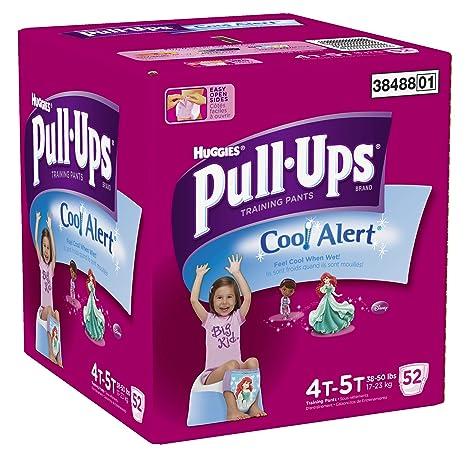 Amazon.com : Formación Pantalones con Alerta fresco para las niñas, 52 Count : Baby