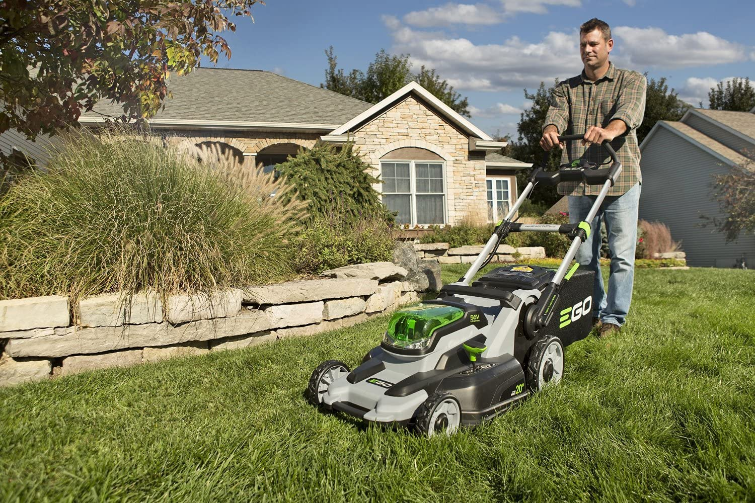 EGO Power+ LM2000-S Best Battery Powered Lawn Mowers Review