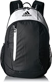 Amazon.com  adidas Striker II Backpack, Black White, One Size ... 099bf0d22a