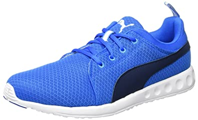 Puma Carson - Sneakers Basses - Homme - Bleu (Electric Blue 02) - 42.5
