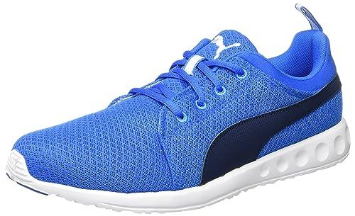 Puma Carson Mesh Zapatillas de Entrenamiento, Hombre: Amazon.es: Zapatos y complementos