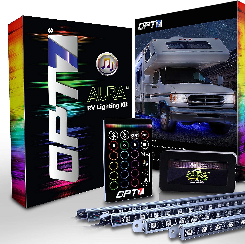 Aura LED RV Underbody Lighting Kit