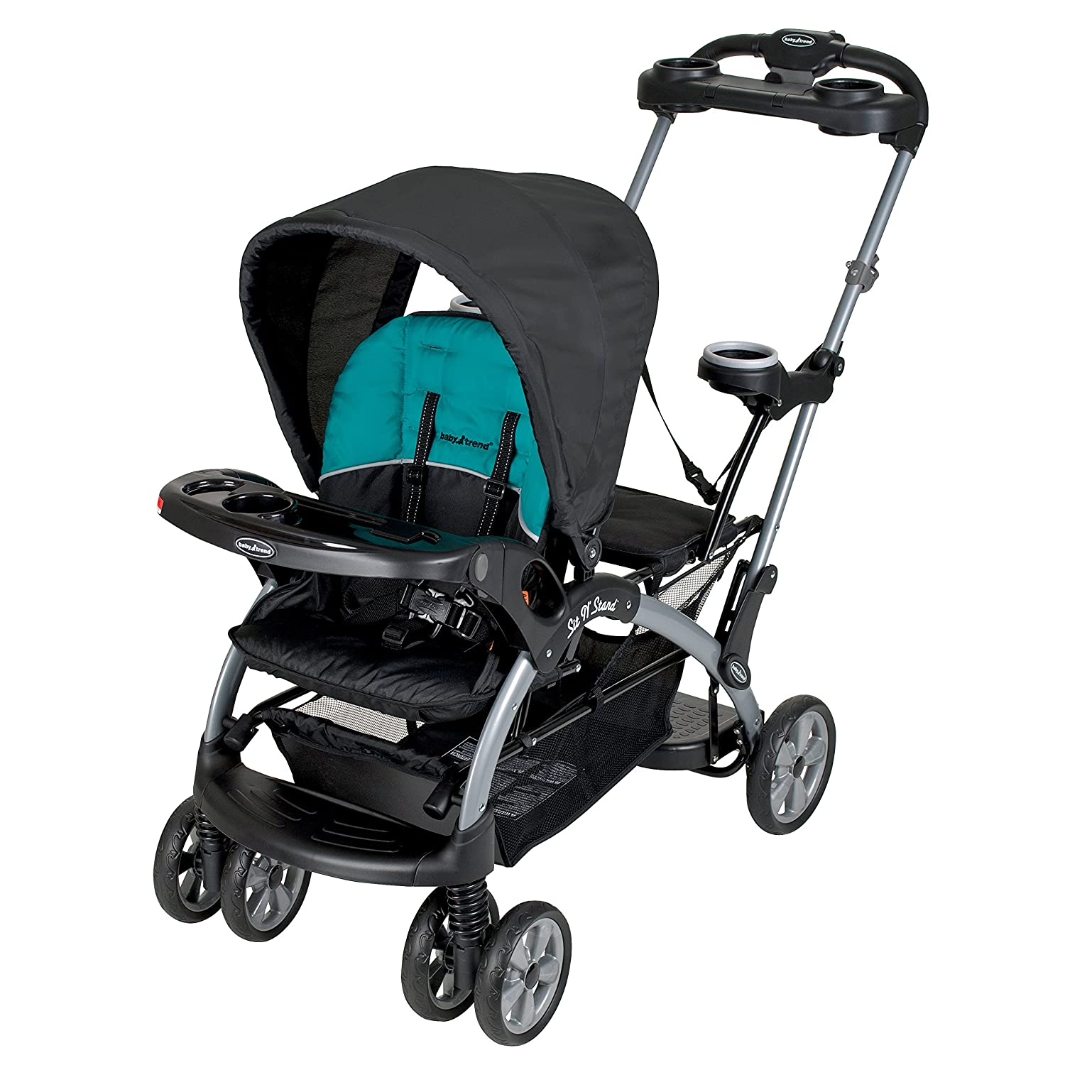 Baby Trend Sit n Stand Ultra Stroller, Lagoon SS66411