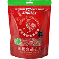 Sriracha Hot Chili Sauce Travel Pack (25 packets)
