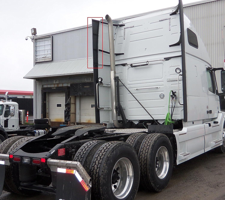 Volvo VNL Cabin Upper Sleeper Fairing Small Left Side Driver Side