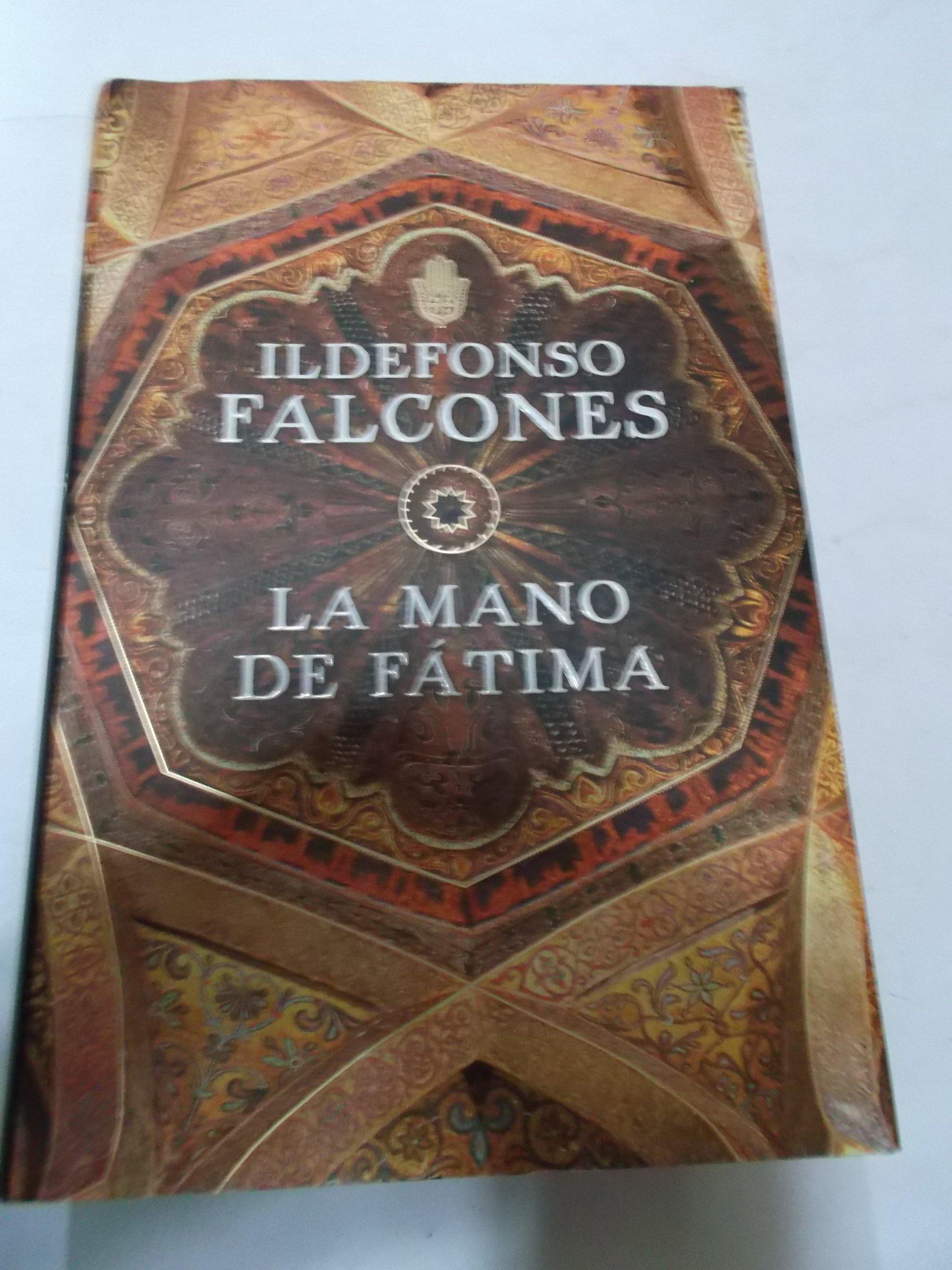 La Mano de Fátima (Vintage Espanol) (Spanish Edition) (hARDBACK) pdf