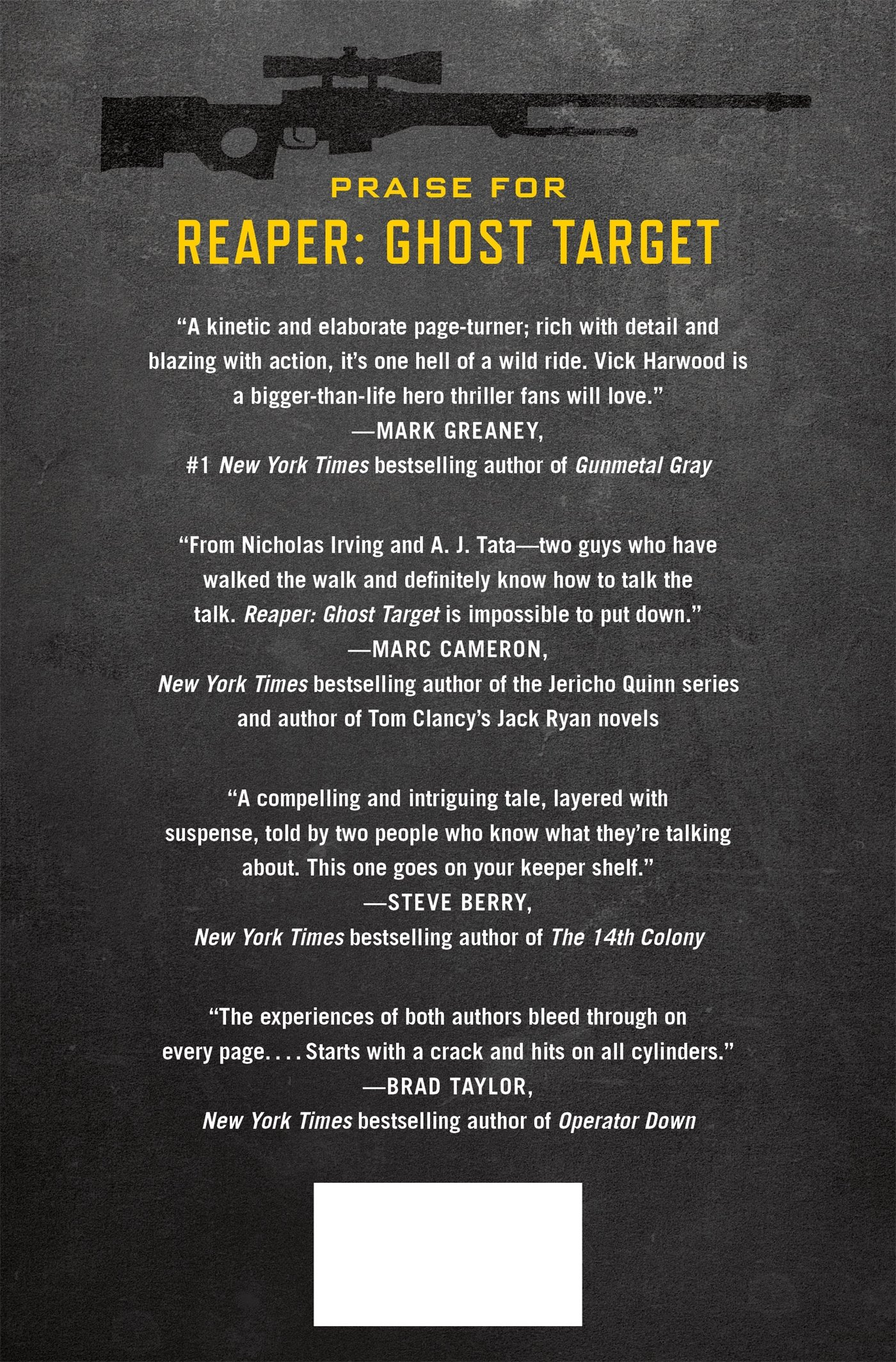 Amazon com: Reaper: Ghost Target: A Sniper Novel (The Reaper