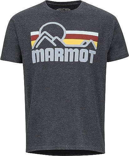 Marmot Herren Chordata T-Shirt Funktionsshirt NEU