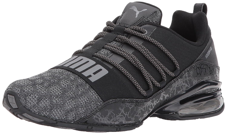 PUMA Men's Cell Regulate Tech Mesh Sneaker B01MU1CMHR 12 M US Puma Black-quiet Shade